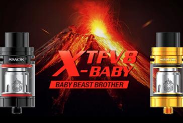 INFO BATCH : TFV8 X-BABY (Smok)