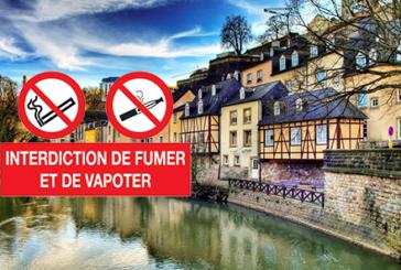 LUSSEMBURGO: il regolamento sul tabacco e lo svapo in vigore oggi.
