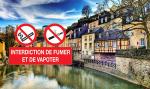 LUXEMBOURG: התקנות בנושא טבק ואידוד תקפות כיום.