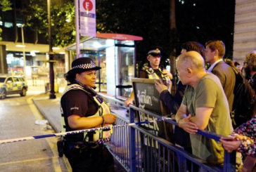 UNITED KINGDOM: Evacuation of a metro station following an e-cigarette explosion.