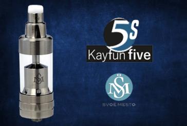 INFO BATCH : Kayfun 5s (SvoëMesto)