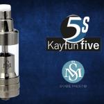 מידע נוסף: Kayfun 5s (SvoëMesto)
