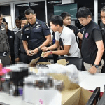 THAILAND: New arrests and seizures of electronic cigarettes.