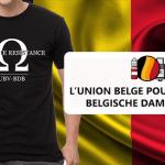 БЕЛЬГИЯ: UBV-BDB запускает футболку, чтобы финансировать защиту vape!