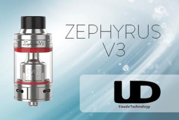 BATCH INFO: Zephyrus V3 (Youde)