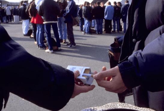 FRANCE : Un retour du tabagisme à l'intérieur des lycées ?