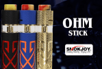 INFO BATCH : Ohm Stick (Smokjoy)