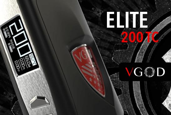 BATCH INFO: Elite 200 TC (VGOD)