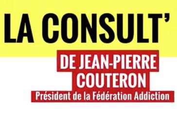 E-CIGARETTE : Jean Pierre Couteron parle de l'e-cigarette dans What's up Doc.
