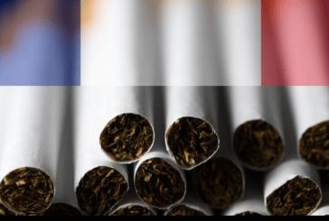 FRANKREICH: Der Vize-Europameister Europas beim Rauchen.
