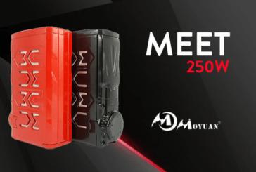 INFO BATCH : Meet 250W (Moyuan)
