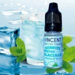 REVUE : Menthe glaciale (Gamme Classique) par Vincent Dans Les Vapes
