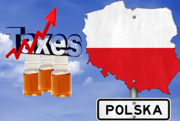 POLOGNE : Une taxe de 12 centimes d'euro par millilitre de e-liquide en 2018 !
