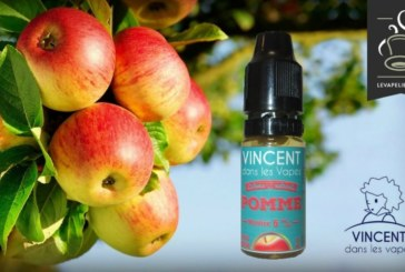 REVIEW: APPLE (RANGE THE ESSENTIALS) BY VINCENT IN THE VAPES
