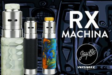 מידע נוסף: RX Machina (Wismec)