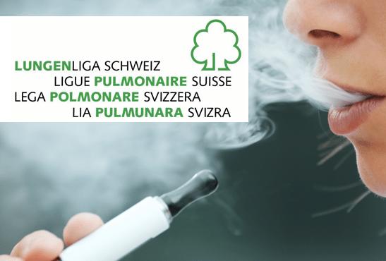 SUISSE : «L'e-cigarette n'est pas un moyen d'arrêter le tabac»
