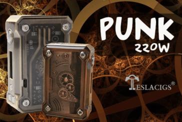 INFO BATCH : Punk 220W (Teslacigs)