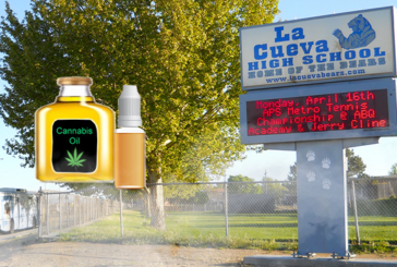 USA: Nicotine or cannabis? Difficult to determine according to a school!