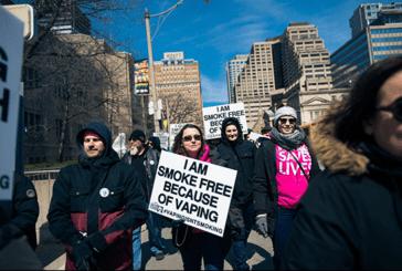 CANADA : La colère des vapoteurs prend de l'ampleur en Ontario