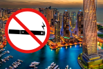 דובאי: הסיגריה האלקטרונית אינה מתקבלת בברכה במקומות ציבוריים