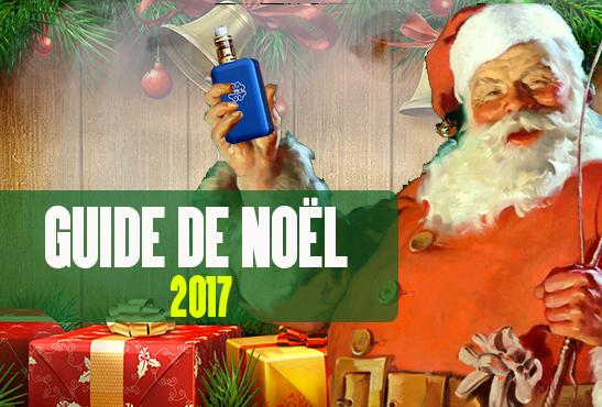 DOSSIER: 2017 Christmas e-cigarette Guide