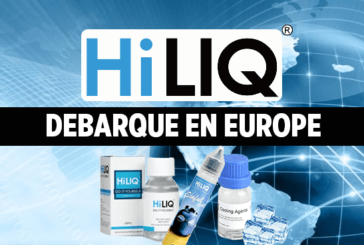 TALKING E-JUICE: The giant HiLIQ arrives in Europe.