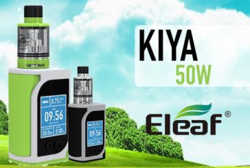 INFORMAZIONI SUL BATCH: Kiya 50W (Eleaf)