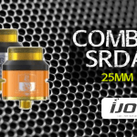 INFO BATCH : Combo SRDA 25mm (Ijoy)