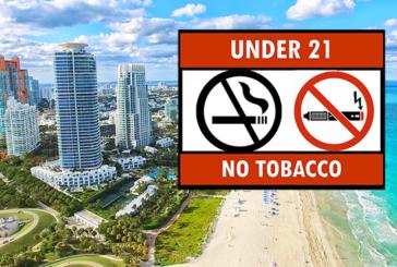 """ארה""""ב: סיגריה אלקטרונית עוד לפני 21 שנים בפלורידה?"""