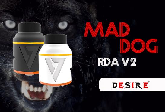 INFO BATCH : Mad Dog RDA V2 (Desire)