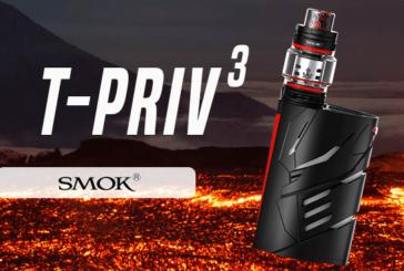 INFO BATCH : T-Priv 3 (Smok)