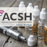 ÉTATS-UNIS : Un rapport de l'ACSH traite des effets de la nicotine sur la santé.