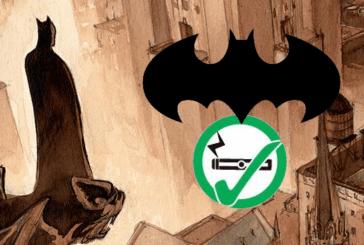 CULTUUR: Een Batman of commissaris Gordon gebruikt een e-sigaret!
