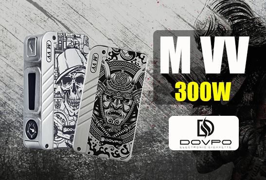 מידע נוסף: M VV 300W (Dovpo)