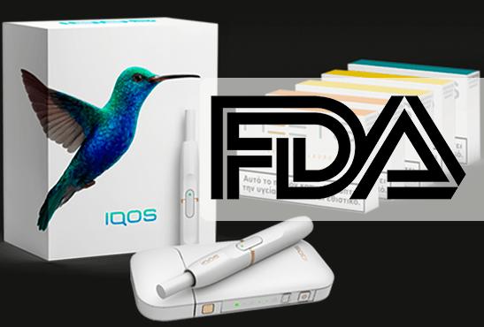 ETATS-UNIS : IQOS est évalué aujourd'hui par la FDA pour une possible commercialisation.