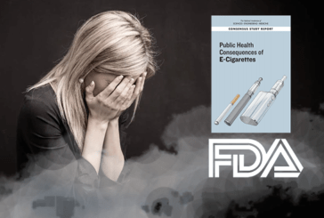 USA: 800 study on e-cigarette gives birth to overwhelming report