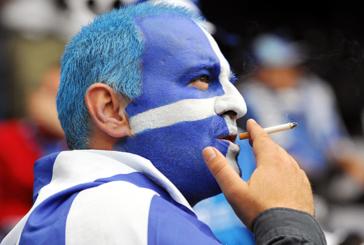 GRECIA: la crisi finanziaria ha abbassato i tassi di fumo del paese.