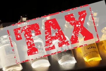 ITALIE : 5 euros de taxes pour une bouteille de 10 ml d'e-liquide.
