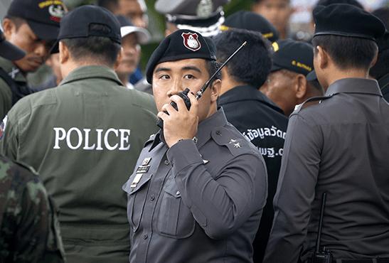 THAILANDE : La répression des vapoteurs étrangers toujours aussi importante !