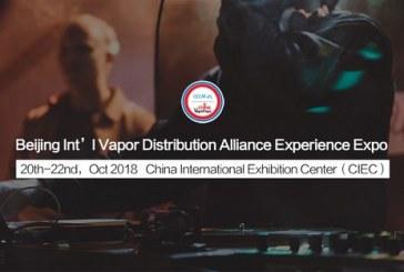 Vape Expo Beijing 2018 (Chine)