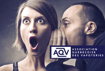 CANADA: AQV Denounces Surprising Visits to Vape Shops