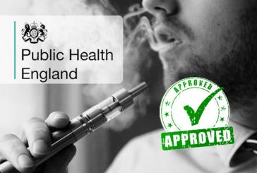 UNITED KINGDOM: Public Health England confirms e-cigarette's usefulness for public health!