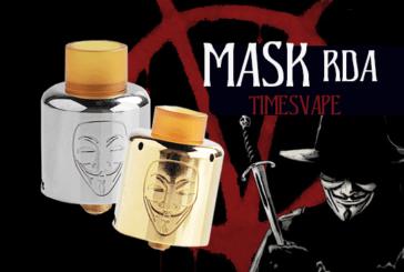 INFO BATCH : Mask Rda (Timesvape)