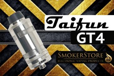 INFO BATCH : Taifun GT4 (Smokerstore)