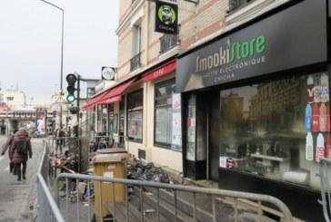 SOCIETE : Une boutique d'e-cigarette victime d'incendie criminel.