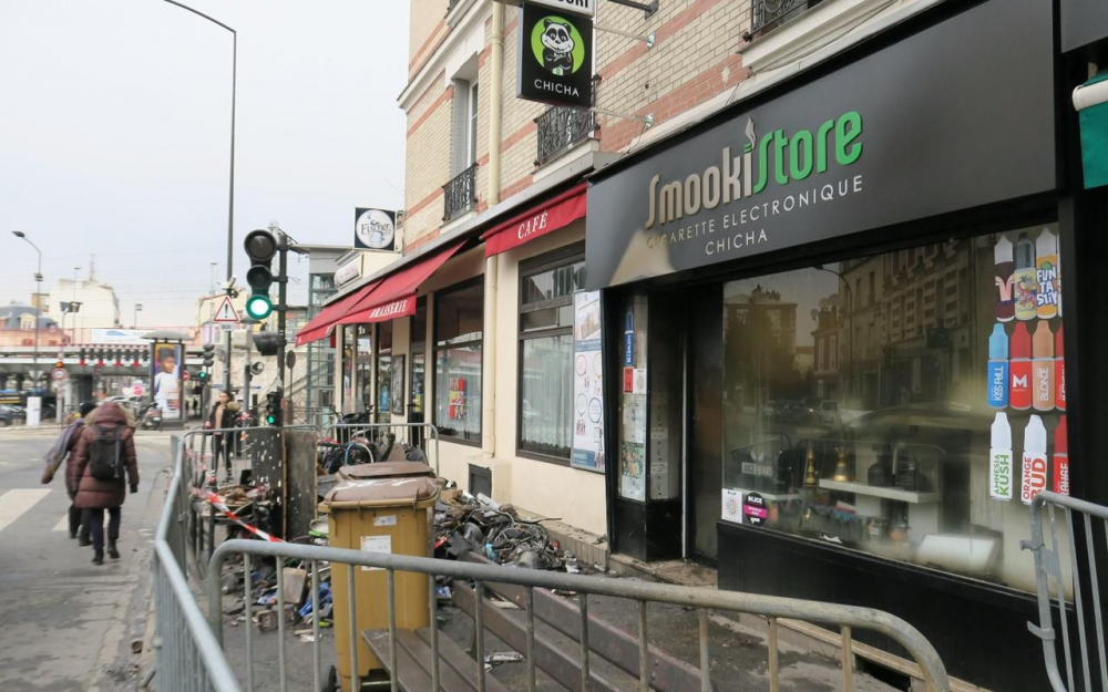 КОМПАНИЯ: Интернет-магазин сигарет жертвы поджога.