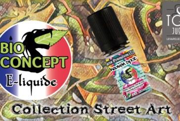 REVUE : Heaven Spot (Gamme Street Art) par Bio Concept