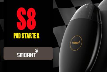 INFO BATCH : S8 Pod Starter (Smoant)