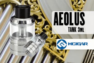 מידע נוסף: Aeolus Tank 3ML (Hcigar)