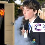 E-CIGARETTE: Cancer Research בריטניה אינה תומכת בשער השערת האפקט